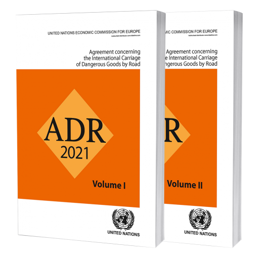ADR 2021 Book Set (Vol. I & II)