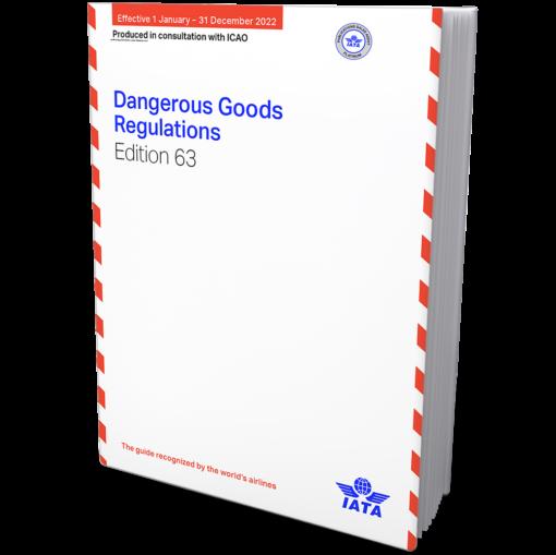 IATA Dangerous Goods Regulations 63rd Edition