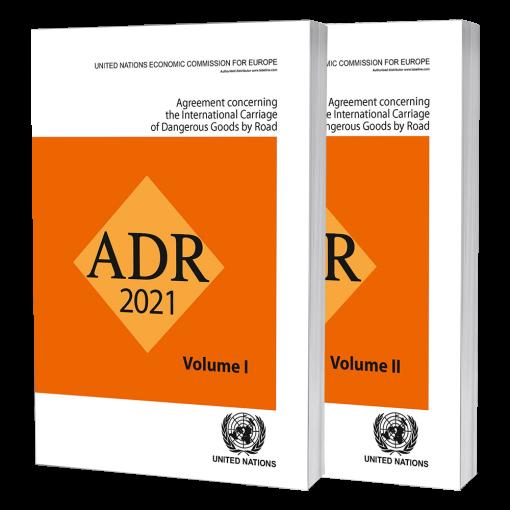 ADR 2021 Book Set (Vol. I & II) (Pre-Order, Available November 2020)